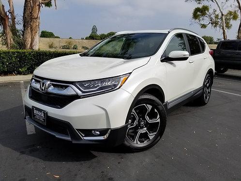 2018 Honda CRV Touring