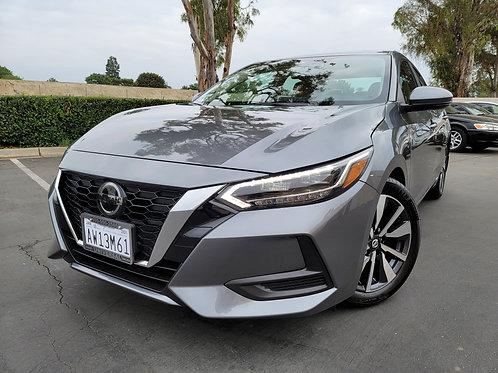 2020 Nissan Sentra SV Premium