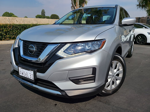 2020 Nissan Rouge S