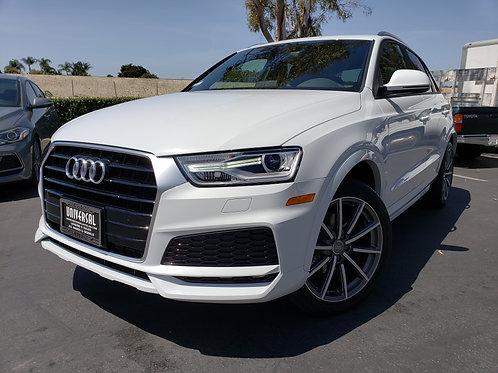 2018 Audi Q3 Sport