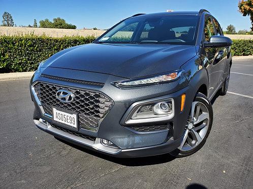 2020 Hyundai Kona Limited 1.6T