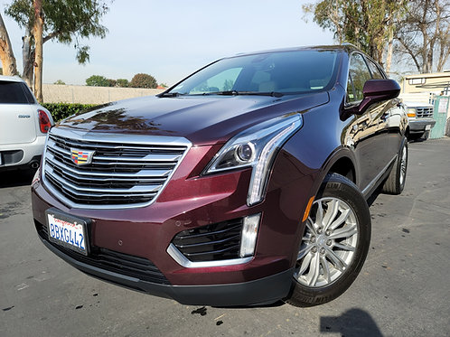 2018 Cadillac XT5 Luxury Edition - 12K Miles