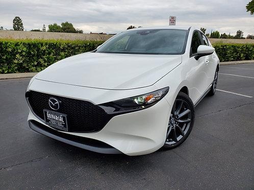 2019 Mazda 3i Hatchback