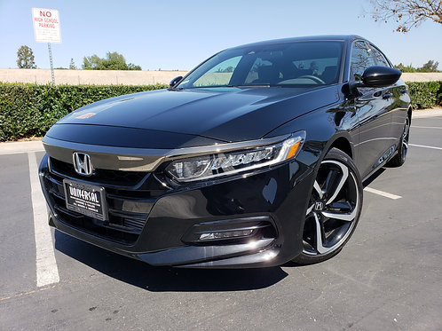2018 Honda Accord 2.0T