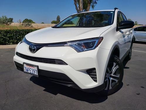 2017 Toyota RAV4 LE - 17K Miles