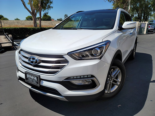 2017 Hyundai Santa Fe Sport  - 23K Miles, Navigation, Panoramic Moonroof