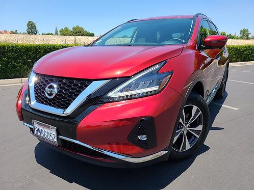 2019 Nissan Murano SV Premium