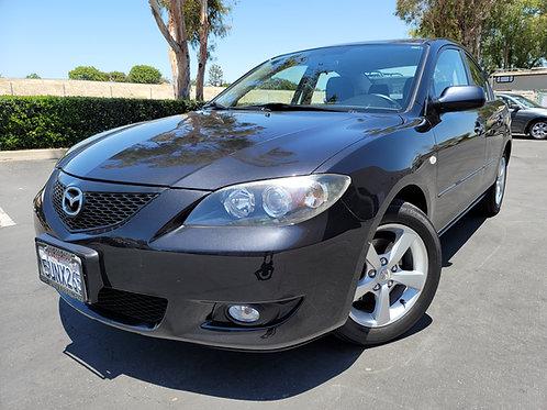2006 Mazda 3 Sedan - Only 36,963 Miles!