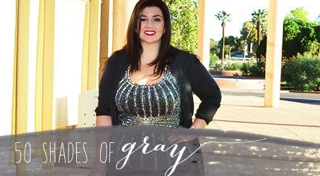 30PlusStyle: 50 Shades of Gray