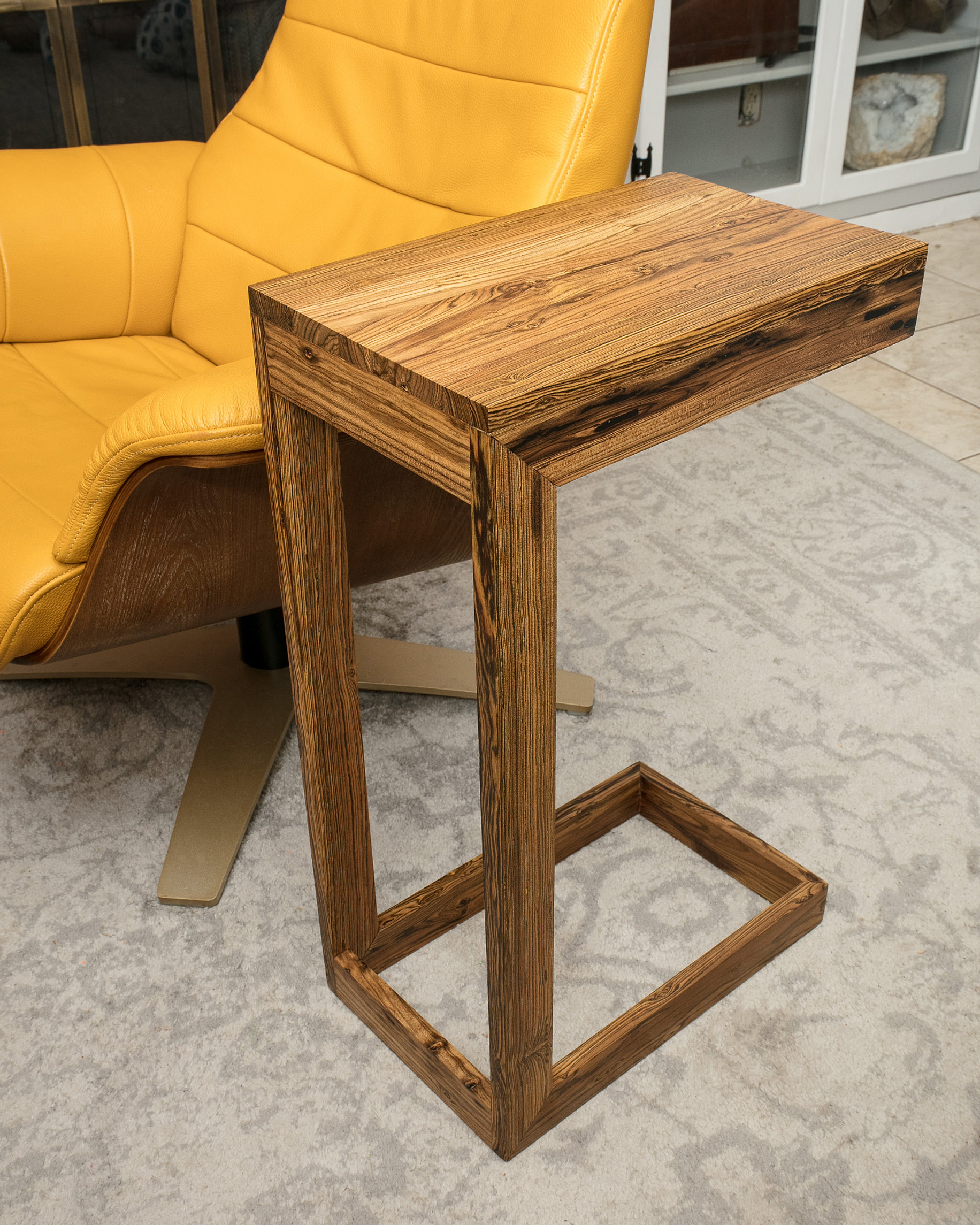 ... Mexican Bocote Solid Wood C Table ...