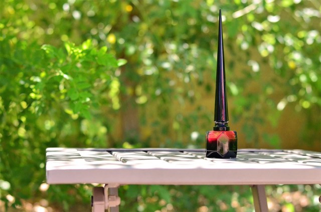 christian louboutin nail polish signature red red soles