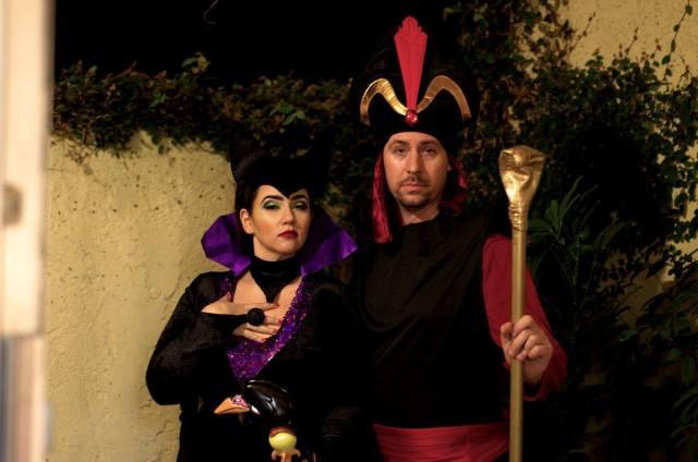 Crystal Coons OOTD Halloween Costume Disney Plus Sized Halloween Costume Maleficent Cosplay Sleeping Beauty Cosplay plus size villain jafar diy jafar costume