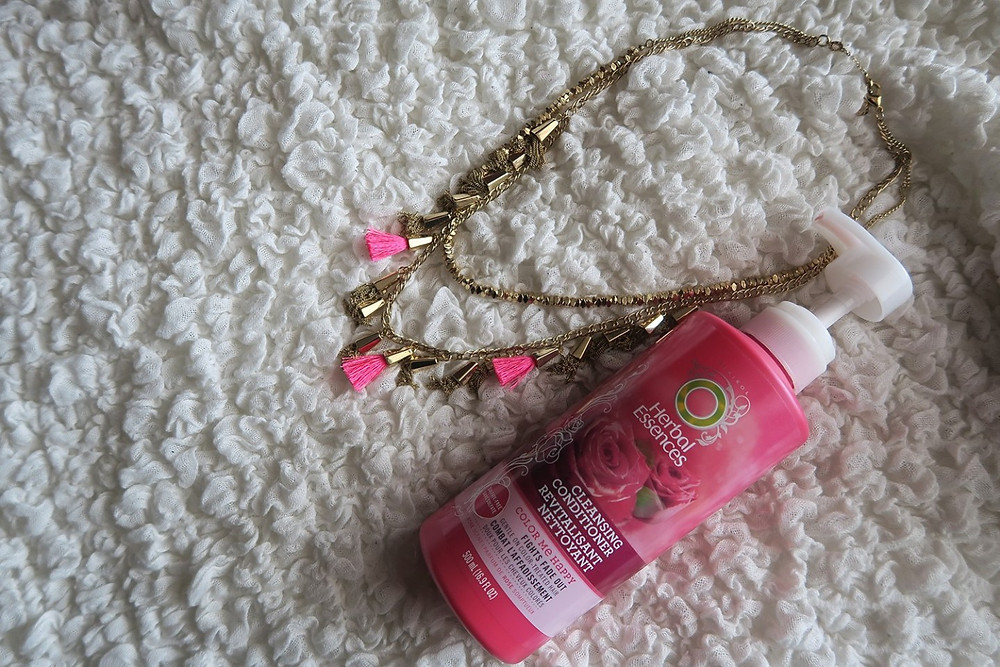 herbal essences conditioner, hair review, conditioner