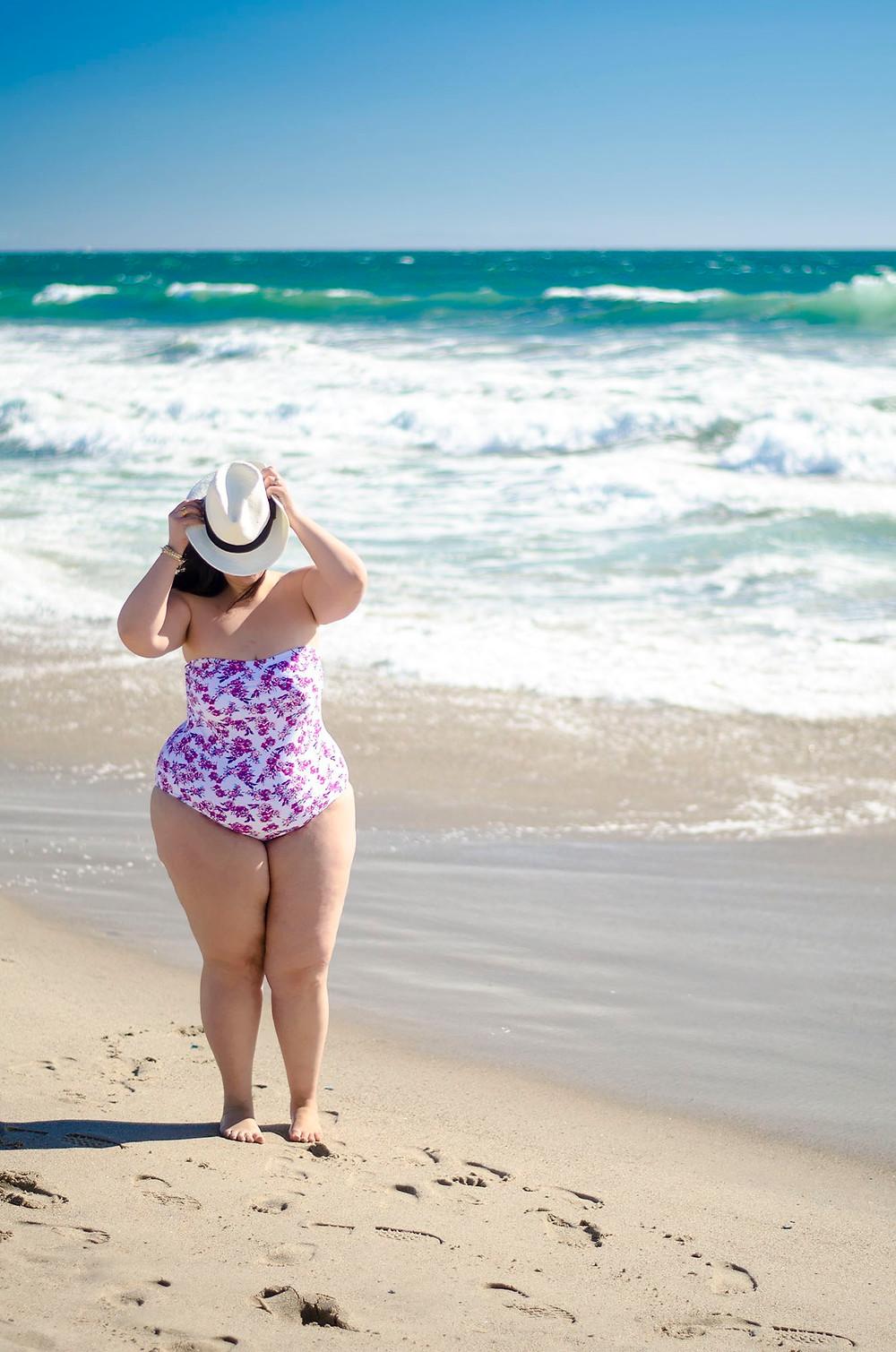crystal coons swim week plus size swim suit swimsuit bathing suit plus size one peice