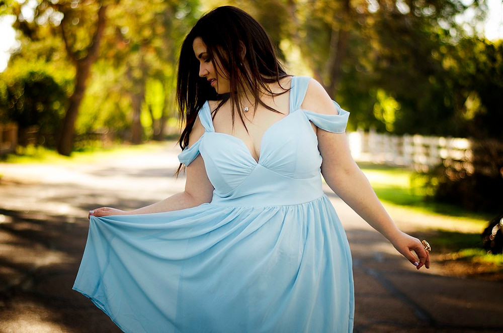 plus size cinderella fairy tale ootd crystal coons how to look like a plus sized princess