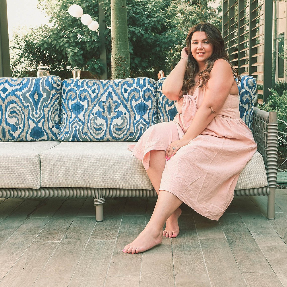 plus size summer dress plus size showpo showpo curvy crystal coons sometimes glam plus size fashion stylist orange county laguna beach los angeles phoenix