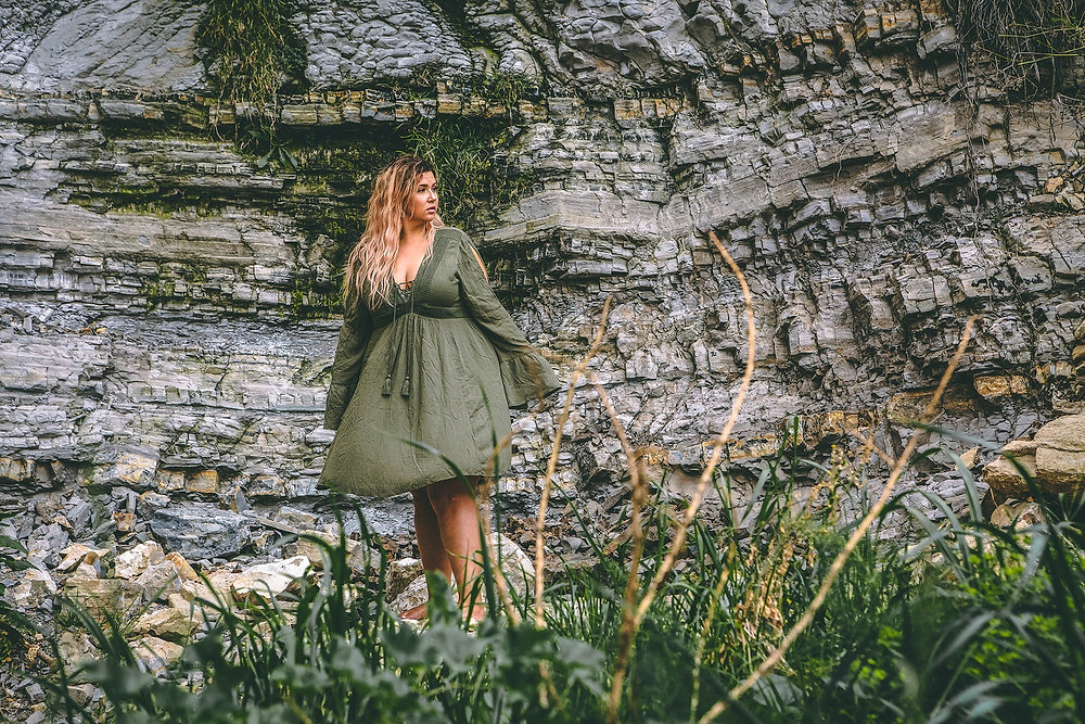 torrid, boho, plus size boho, plus size bohemian, wanderlust, southern california, olive green, plus size blogger