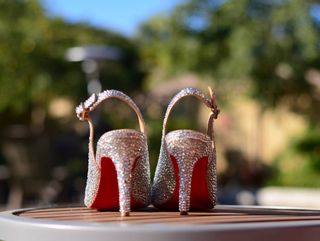 DIY STRASS LOUBOUTINS PROJECT, PART 2