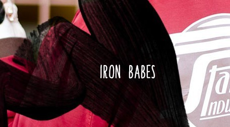 Iron Babes Collab * Plus Size Halloween Edition