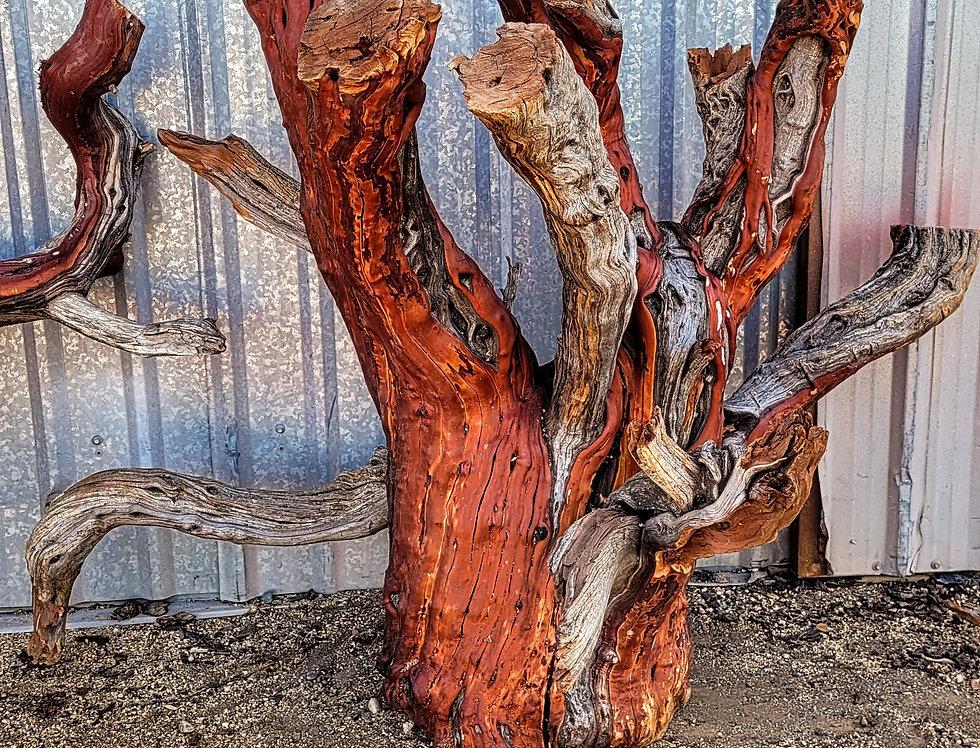 Elk Bit Manzanita, Rustic Landscape Decor Pieces, Table Bases