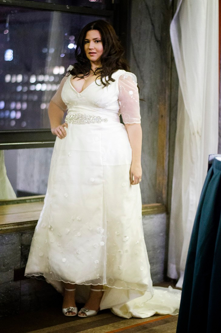 crystal coons jennyvi dizon couture model plus size new york fashion week bridal custom gown phoenix