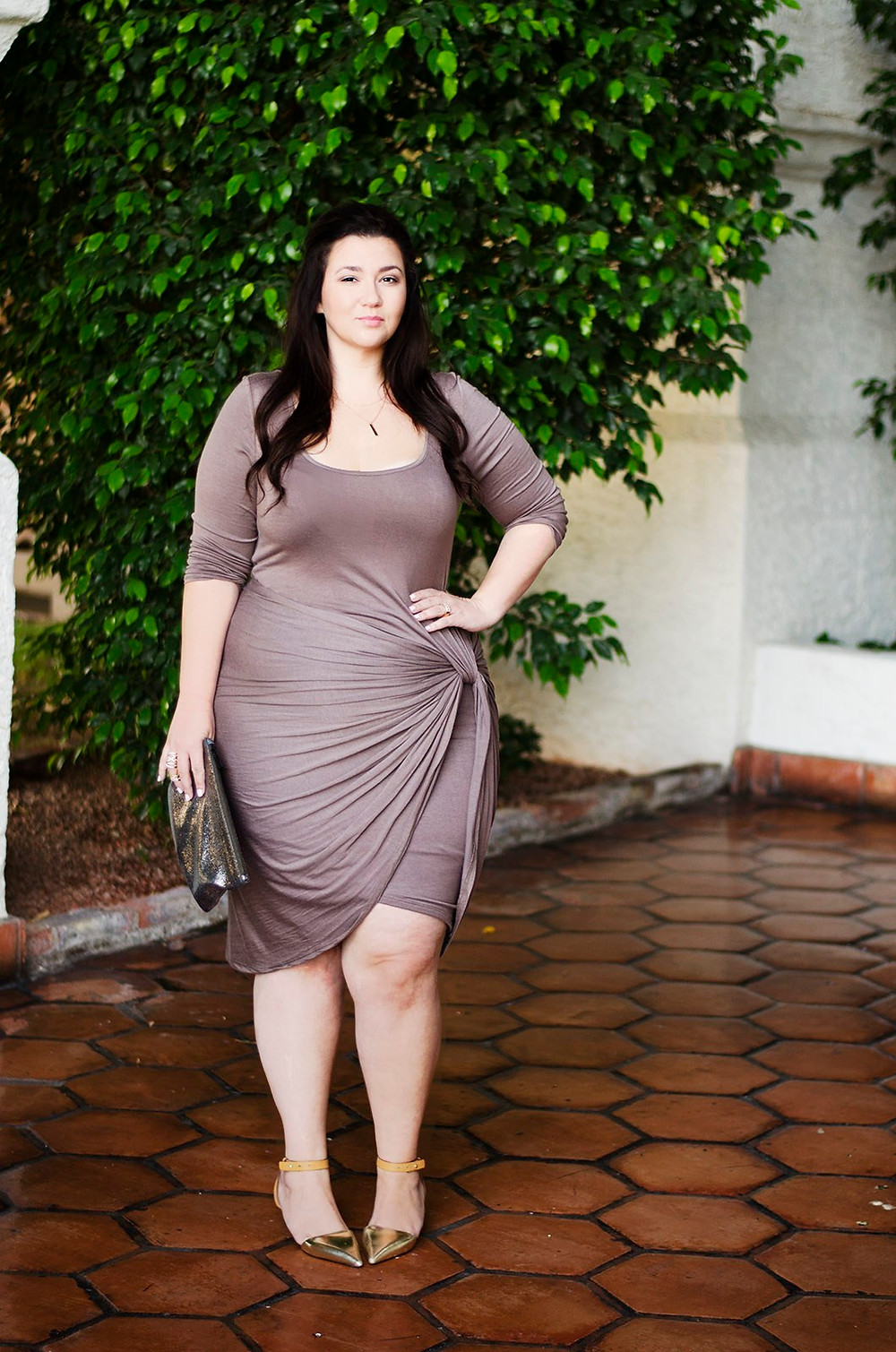 crystal coons plus size dress affordable cheap gorgeous work dress date night chloe