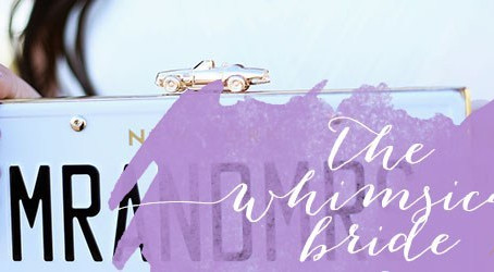 Wedding Week – The Whimsical Bride