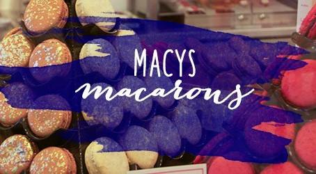 Macy's Macarons