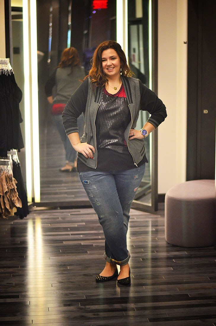 crystal coons cynthia ramsay noel sometimes glam flight of the fat girl fall 2014 plus size fashion meet up what to wear style me