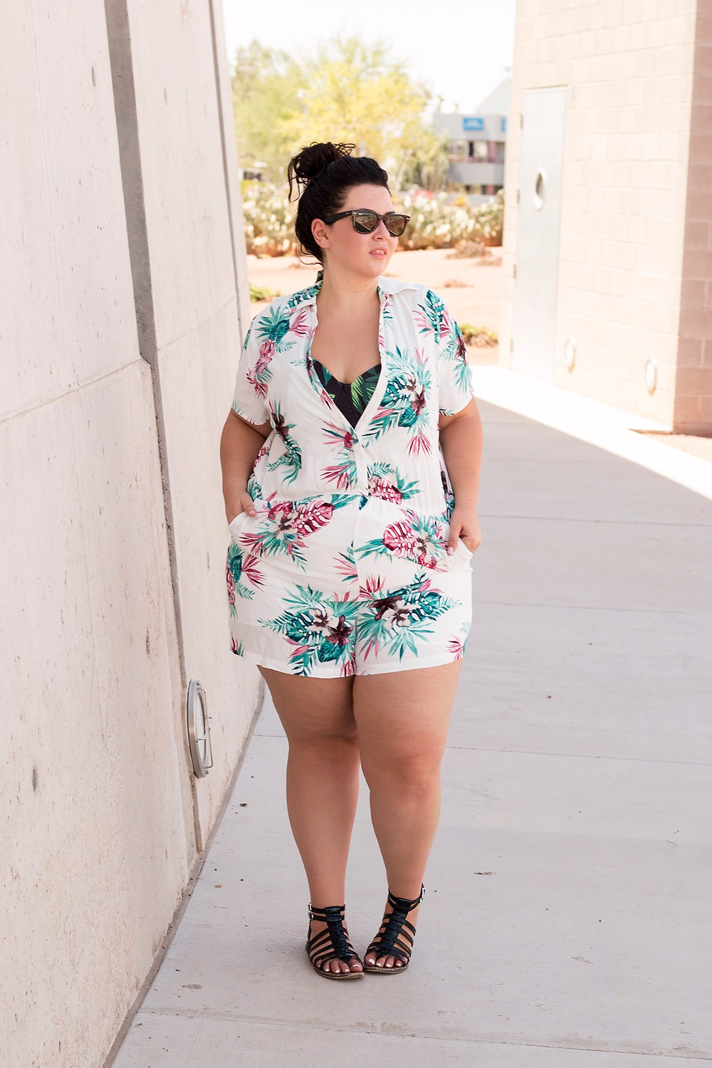 gwynnie bee plus size ootd sometimes glam crystal coons fashion what to wear