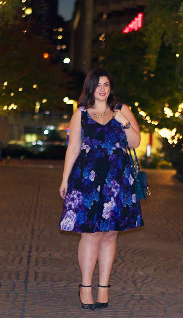 crystal coons city chic plus size ootd dress san francisco