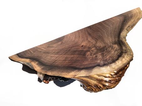 New Decorative Mesquite Float Shelves