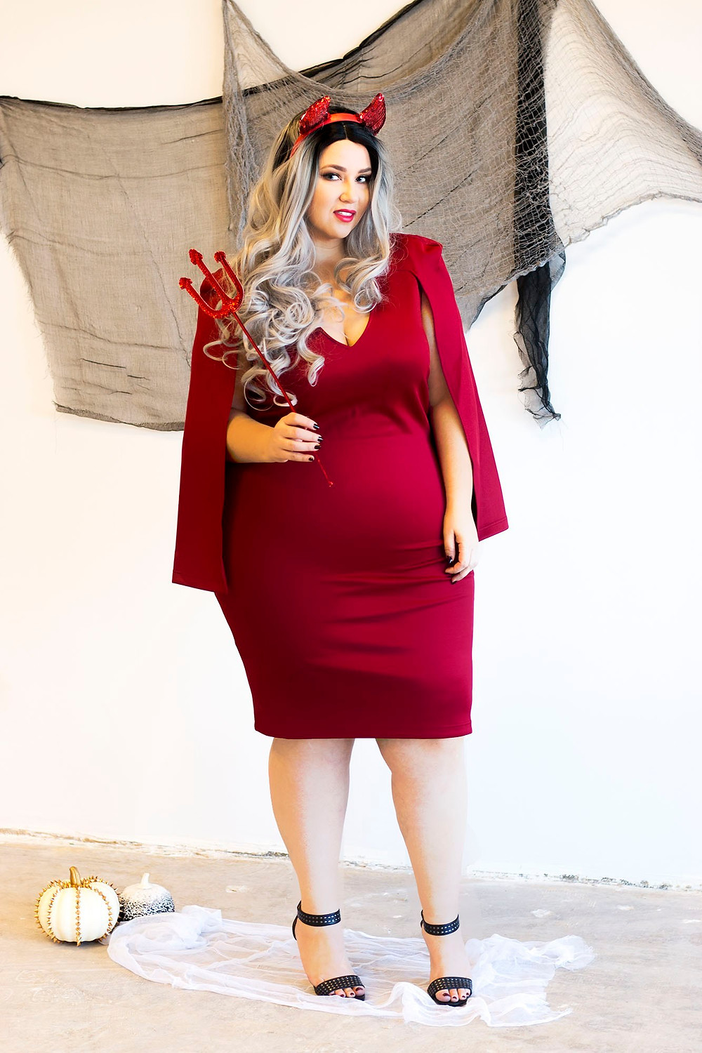plus size halloween costume easy cheap affordable halloween diy costume fashion to figure ootd crystal coons sometimes glam