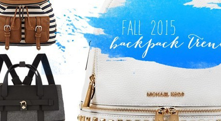 Thursday Three: The Backpack Trend