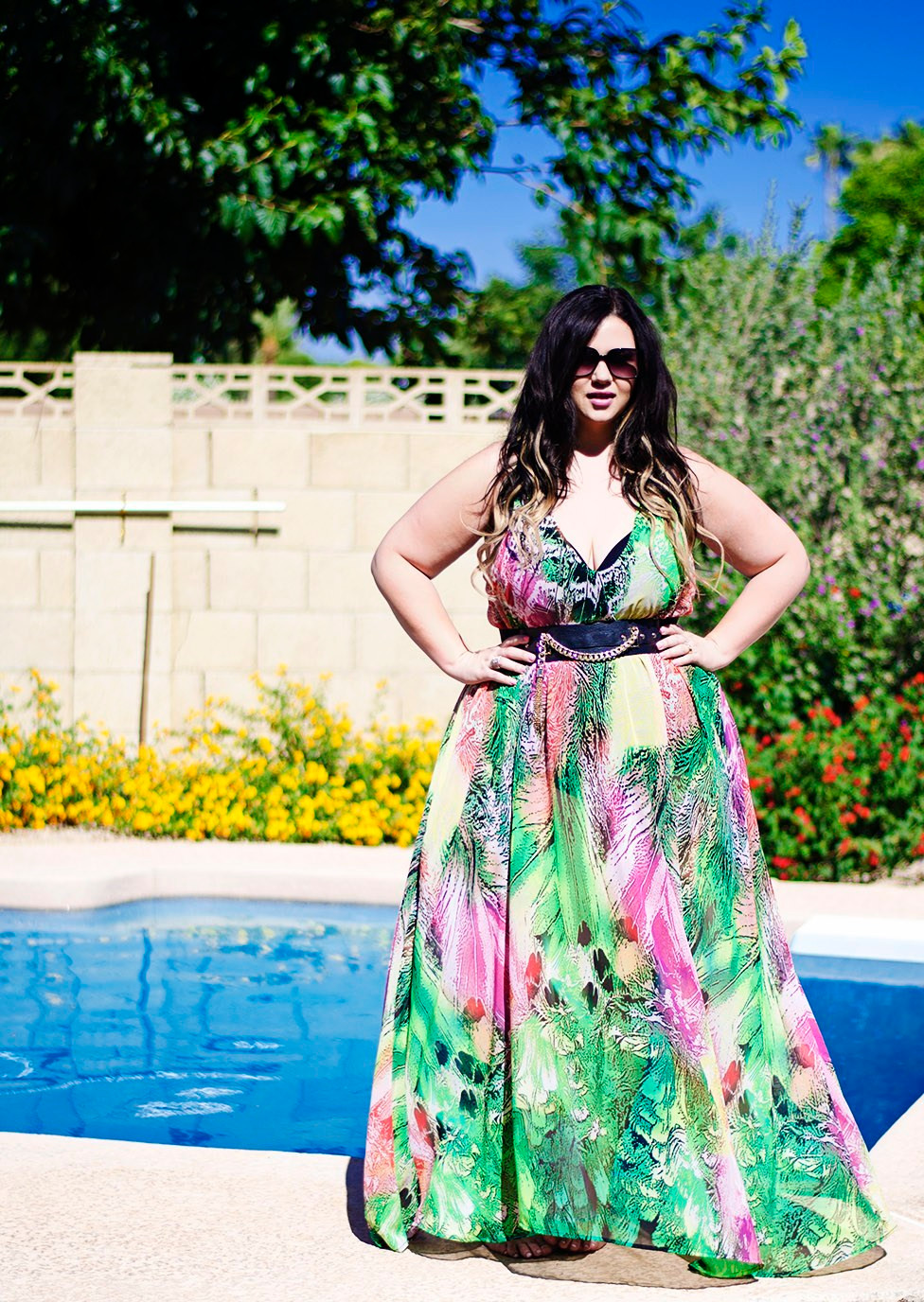 plus size maxi dress swimsuit simply be zelie for she simplybe elann zelie plus swimsuit