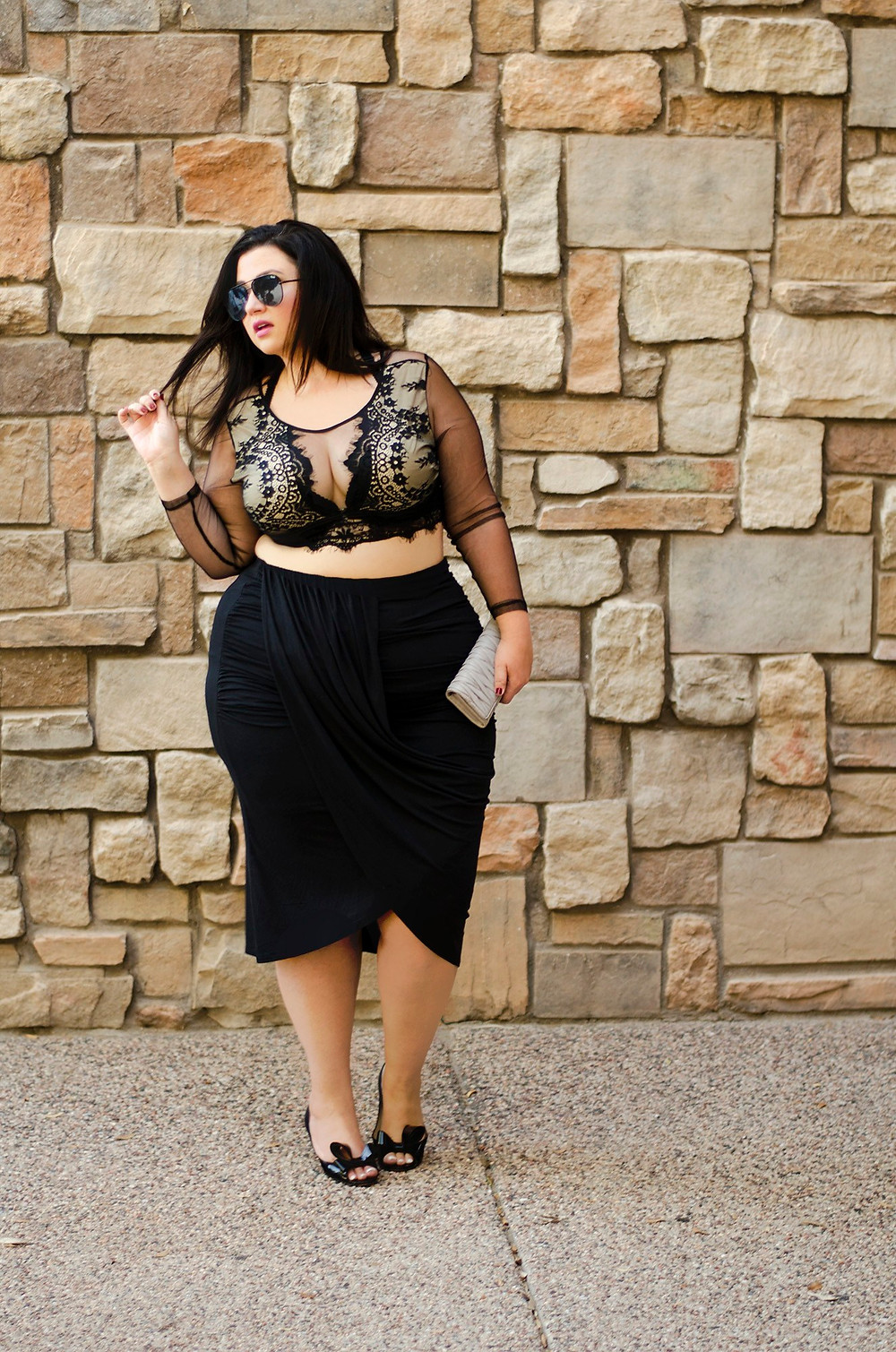 crystal coons sometimes glam mesh croptop ootd fashion blogger phoenix az plus size fashioncrystal coons sometimes glam mesh croptop ootd fashion blogger phoenix az plus size fashion