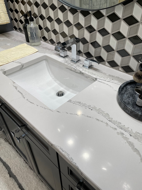 Undermount Vanity Sink