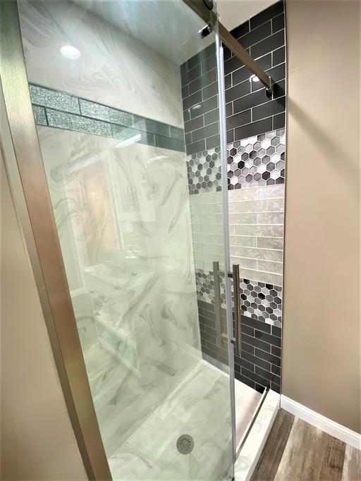 Shower Display