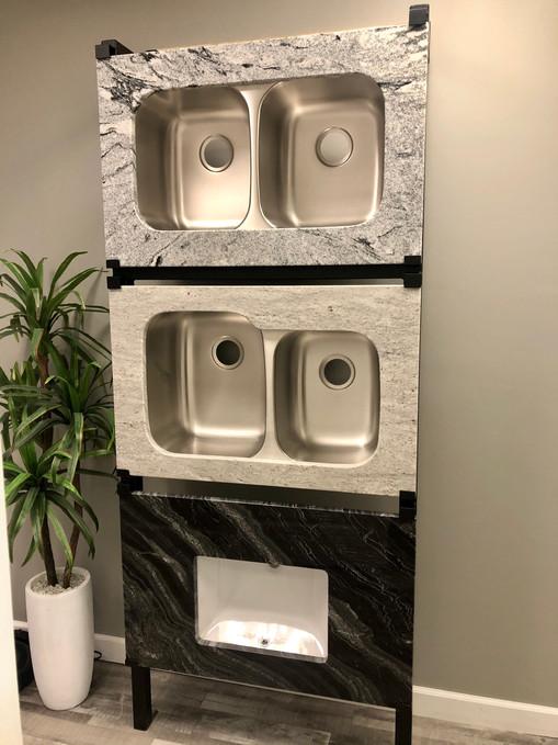 Sink Display