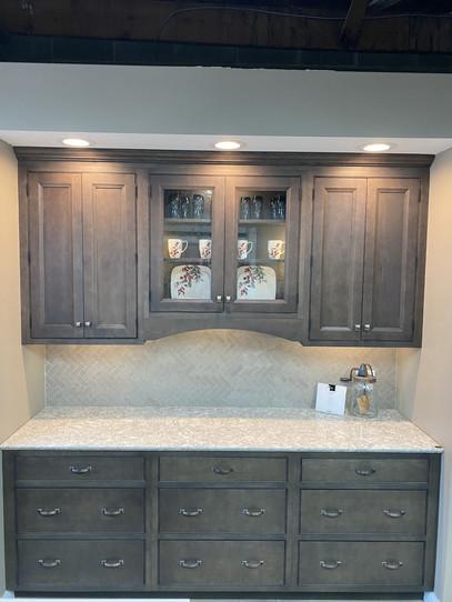 Decora Cabinetry Display