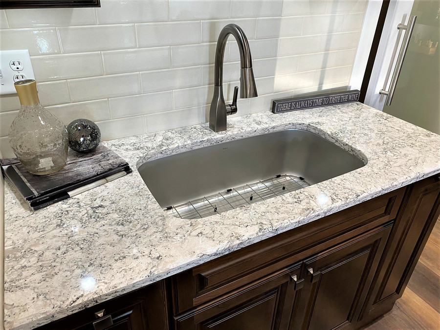 Cambria Countertop with Single Bowl Sink