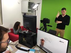 Studio / Supervision interprète