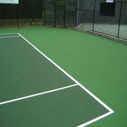 Synthetic surface for outdoor