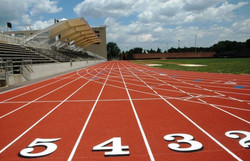 Synthetic track
