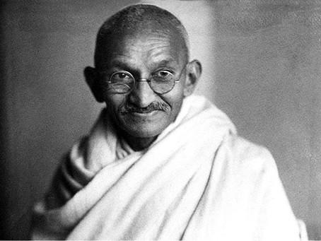 «Путь героя», М.К. Ганди