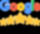 5 star google reviews