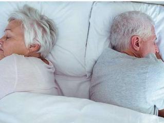 Les troubles du sommeil avec l'âge