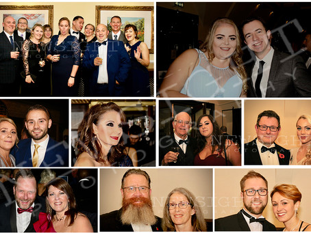 A night of glamour and fundraising