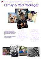 lifestyle package prices.jpg, family and pets photo shoots