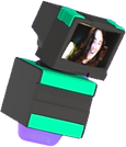 Robot avatars on Escape from Mibo Island show your own face